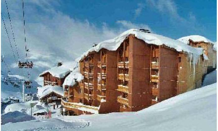 Residences au Centre in Val Thorens