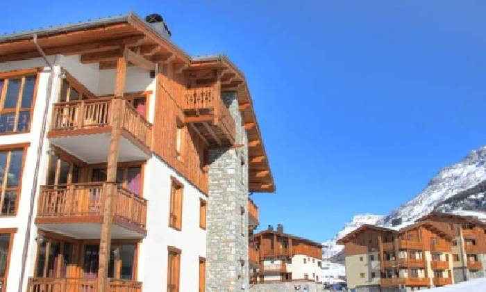 Les Balcons de Val Cenis Village 4 Sterne Appartements