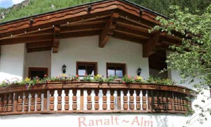 Ferienhaus Falbesoner im Stubaital