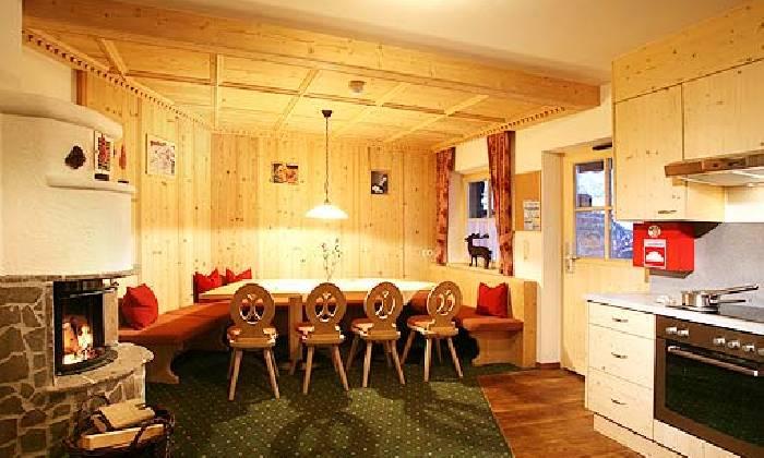 Ferienhaus im Almferienclub Silbertal Sölden